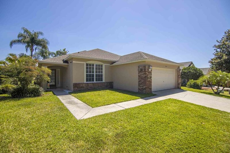 Private Pool Home Conservation View, alquiler vacacional en Lake Alfred