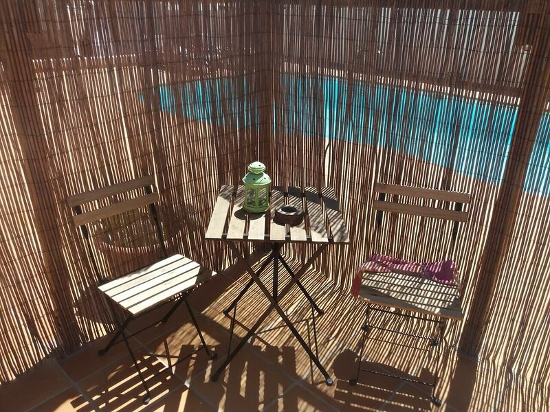 Nice studio with swimming-pool, holiday rental in Tahiche