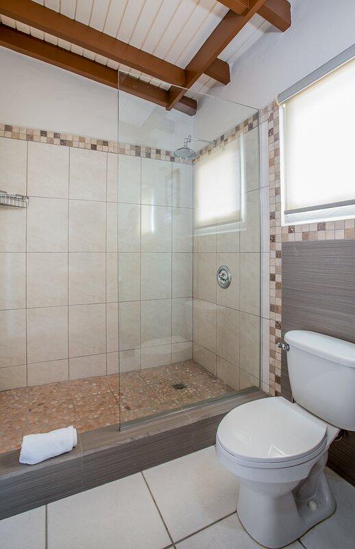Second bedroom, ensuite bathroom
