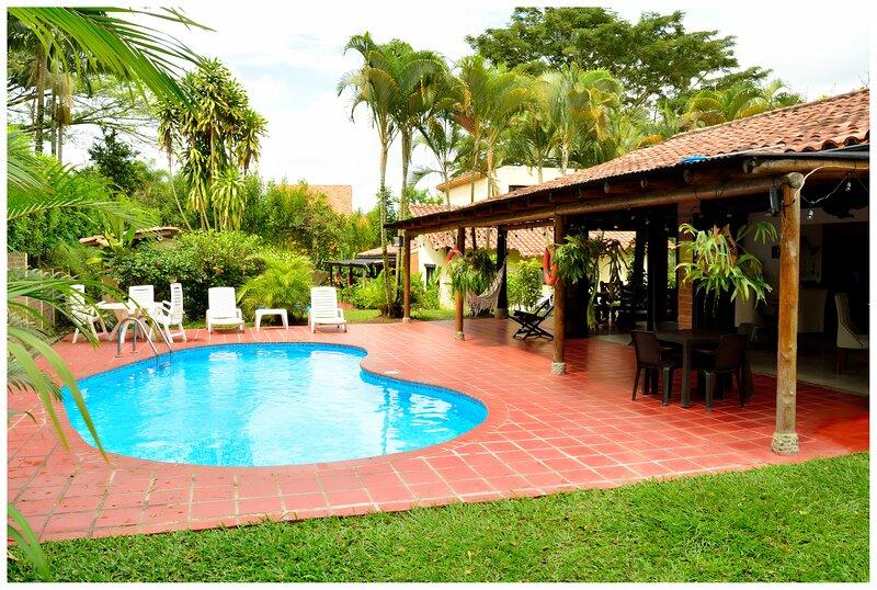 Finca Panaca Portal 9, holiday rental in Quimbaya