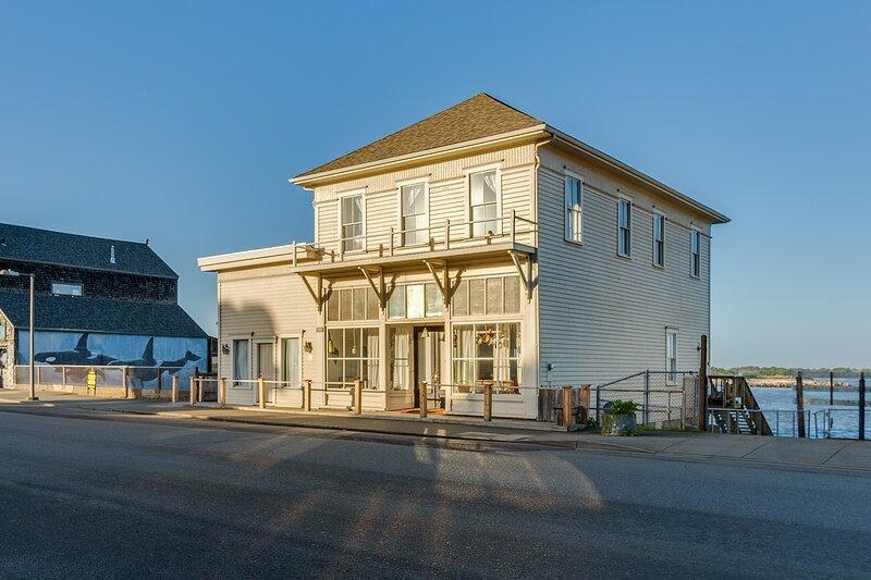 Bandon Historic River House, vacation rental in Charleston
