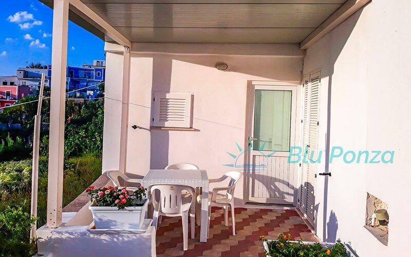 BluPonza - 808349 - Appartamento Parigi, location de vacances à Île de Ponza