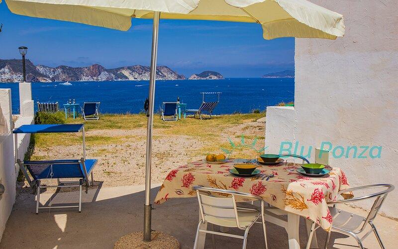 BluPonza - 808349 - Villino Provvidenza, location de vacances à Île de Ponza
