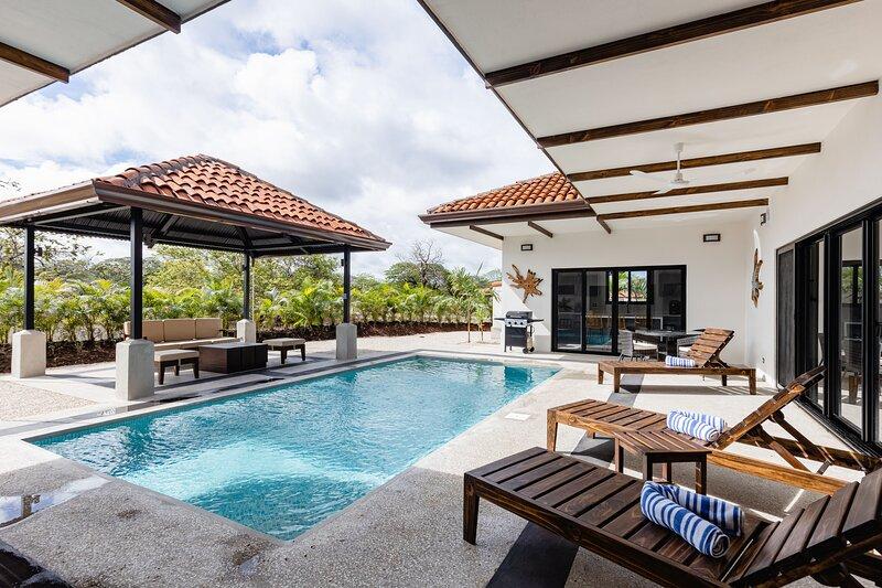 Casa Savanna, alquiler de vacaciones en Playa Avellanas