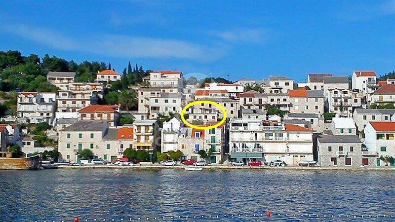 Bobi - 50 m from beach: H(6) - Povlja, aluguéis de temporada em Selce