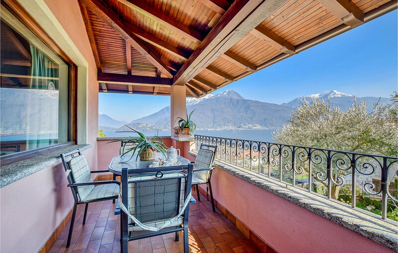 Stunning home in Musso with WiFi and 2 Bedrooms (IVL208), holiday rental in Musso