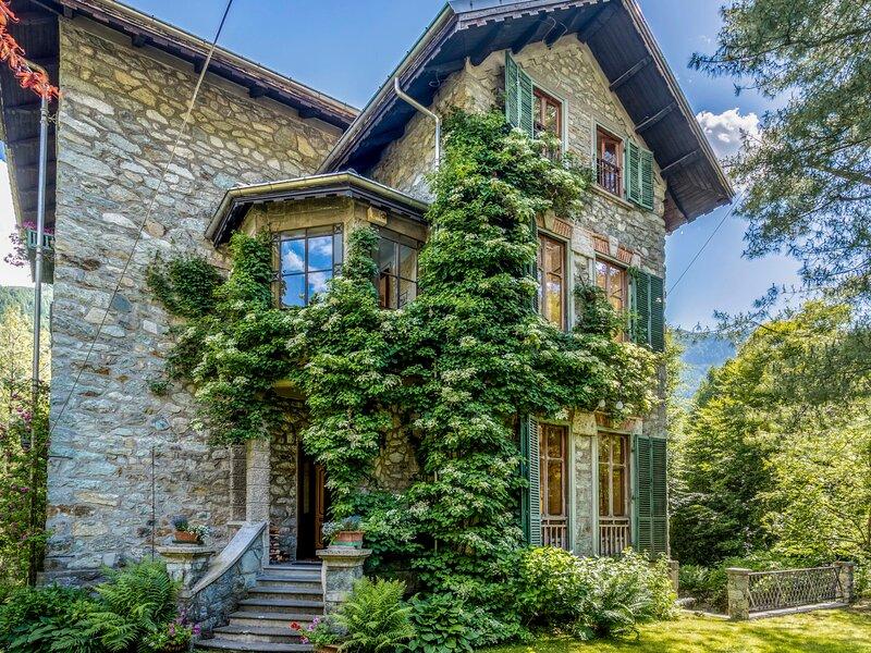 Villa Biino (VIZ200), holiday rental in Mezzenile