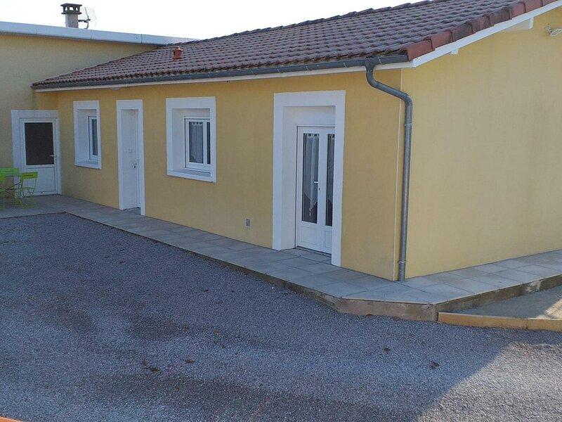 Location Gîte Morganx, 3 pièces, 4 personnes, location de vacances à Amou