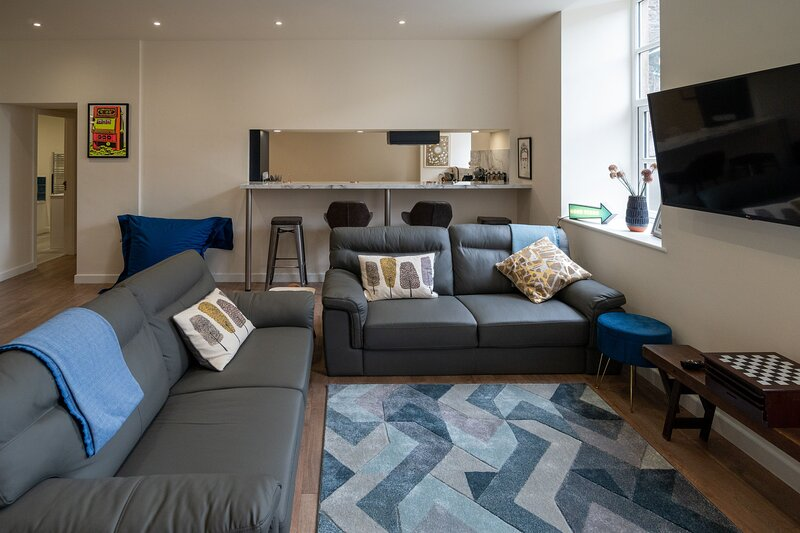 23 Tanners Yard - Modern studio-style apartment in the heart of Kendal, holiday rental in New Hutton