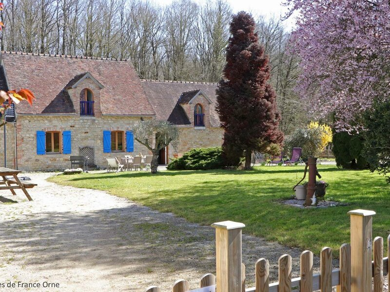 Montmirel, holiday rental in Chailloue