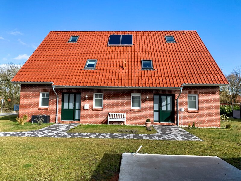 Rose, location de vacances à Emden