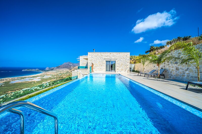 Ariti Villa Chania, holiday rental in Falassarna