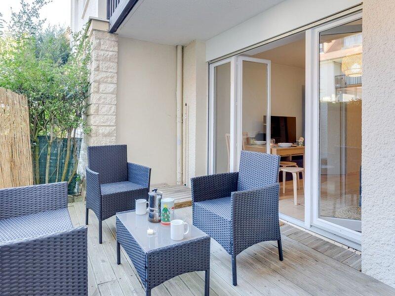 Le France 1, holiday rental in Branville