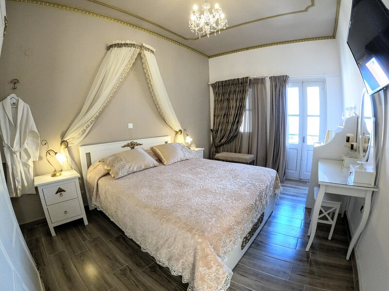 Marika's Deluxe Rooms - Room 2, holiday rental in Ano Symi