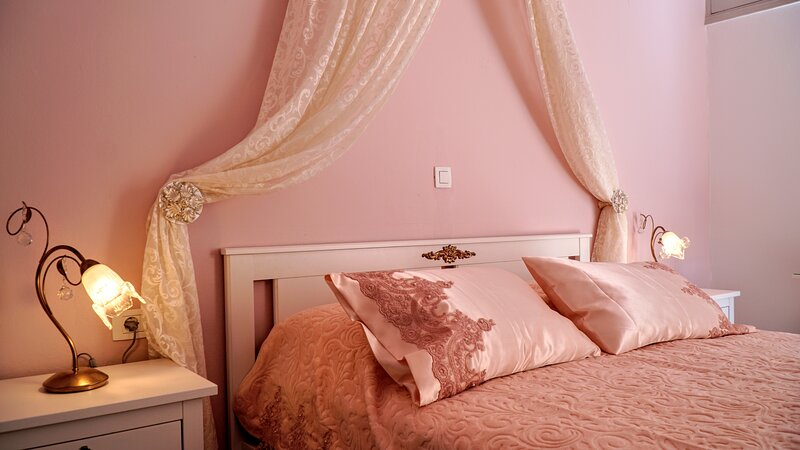Marika's Deluxe Rooms - Room 3, holiday rental in Ano Symi