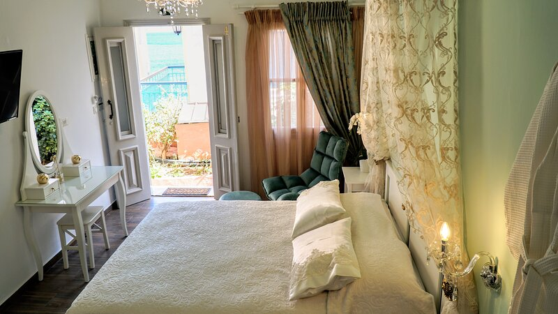 Marika's Deluxe Rooms - Room 4 – semesterbostad i Symi