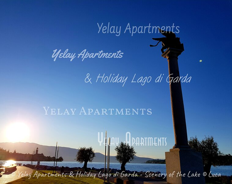 Yelay Apartments & Holiday Lago di Garda - Two-Rooms Apartment Deluxe, vacation rental in Raffa