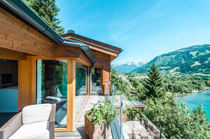 Chalet Max Panorama, location de vacances à Maishofen