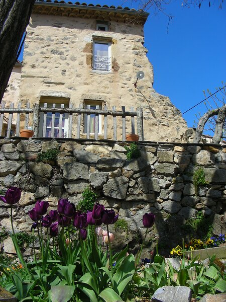 Hameau de Cauduro - La Maison de Malric, holiday rental in Saint-Pons-de-Thomieres