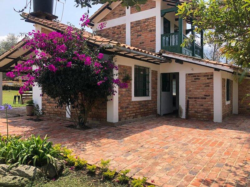 CASA FINCA VILLA DE LEYVA, holiday rental in Villa de Leyva