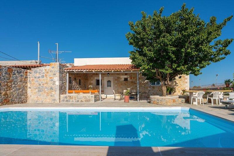 Villa Elia Kavros, vacation rental in Balarina