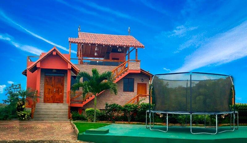 Casa Altos Olón, holiday rental in Olon