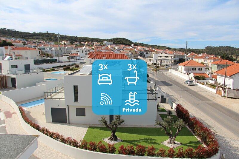 Villas Horta -SCH047, holiday rental in Salir do Porto