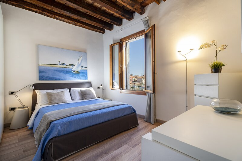ARSENALE CANAL VIEW 2 - BH, holiday rental in Punta Sabbioni