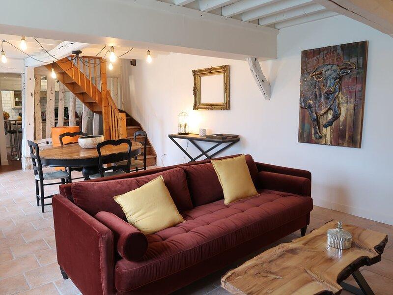 La Petite Normande, location de vacances à Saint-Loup-de-Fribois