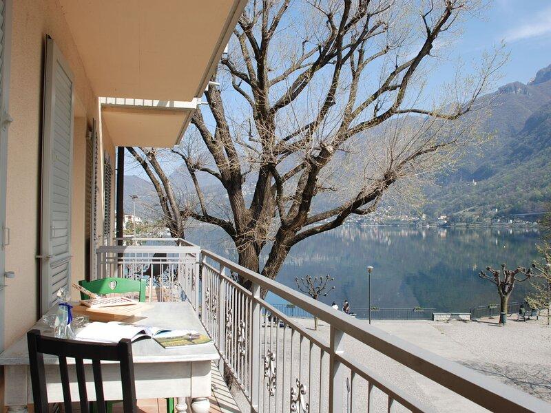 Riva Lago, casa vacanza a Viggiu