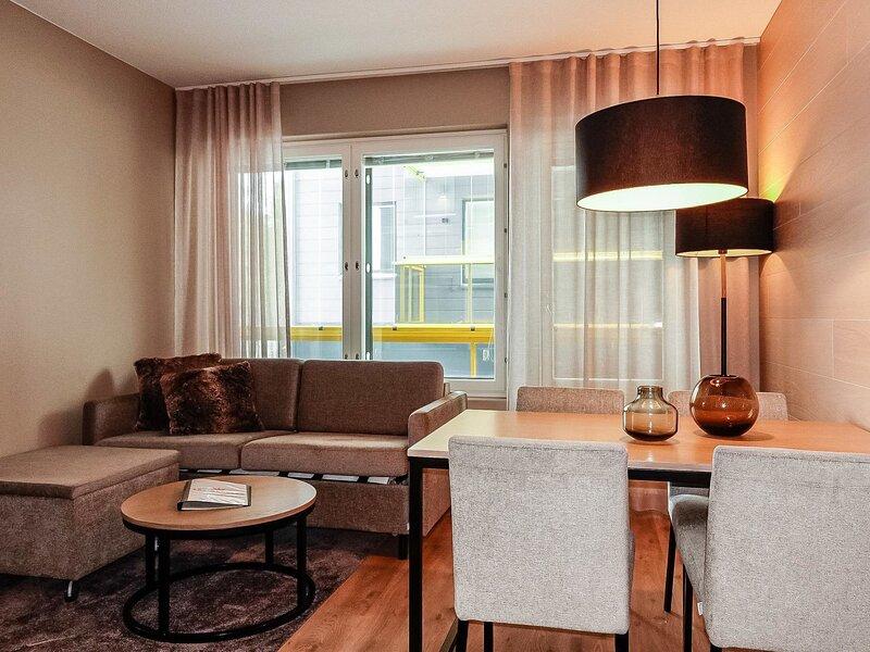 Levin kunkku b5, holiday rental in Kittilä