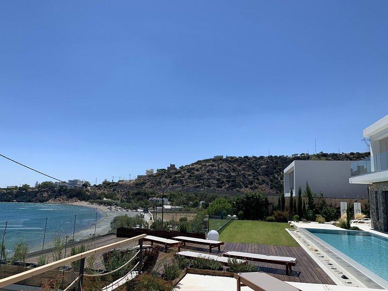 Villa Ammos, Ferienwohnung in Kreta