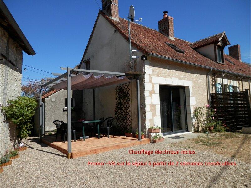 Les Faux Sauniers, location de vacances à Vicq-sur-Gartempe