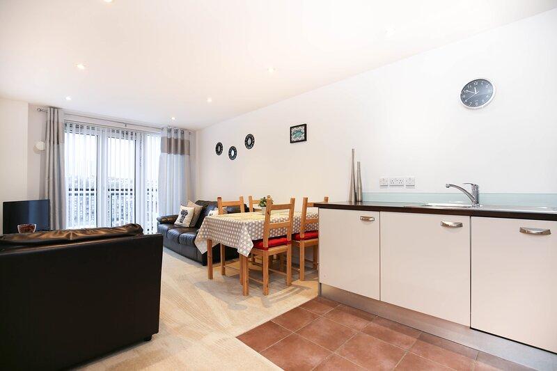 Week2Week Fabulous Newcastle City Centre apartment, alquiler vacacional en Blaydon