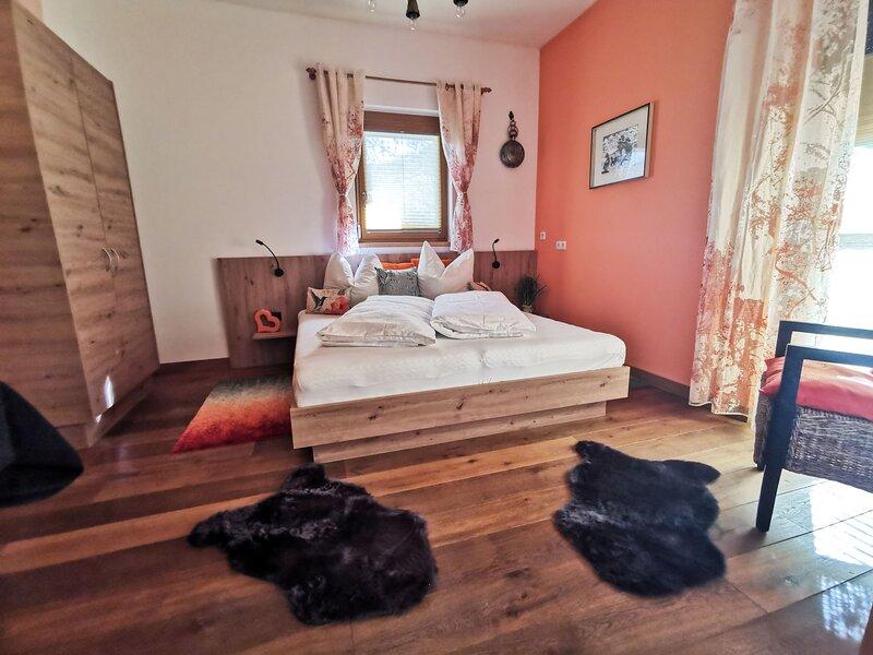 Berghof, vacation rental in Gerlos