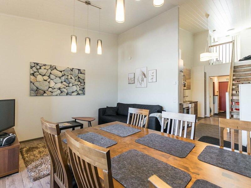 Skivillas 61 ukkohalla (b8), vacation rental in Ristijarvi