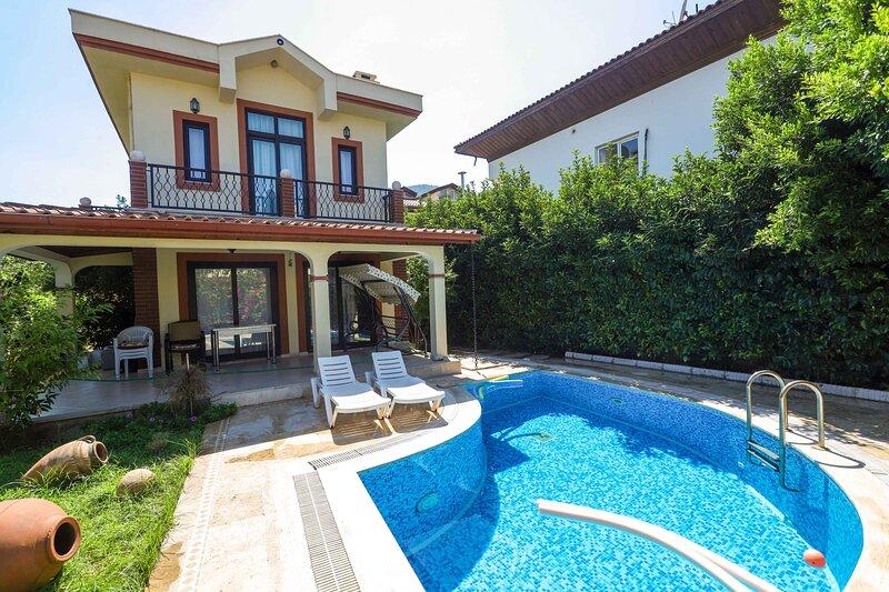 Villa Yeşil Daily Weekly Rentals, location de vacances à Icmeler