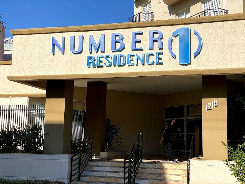 Flat Number 1 Indaiatuba, ótima localização, casa vacanza a Vinhedo
