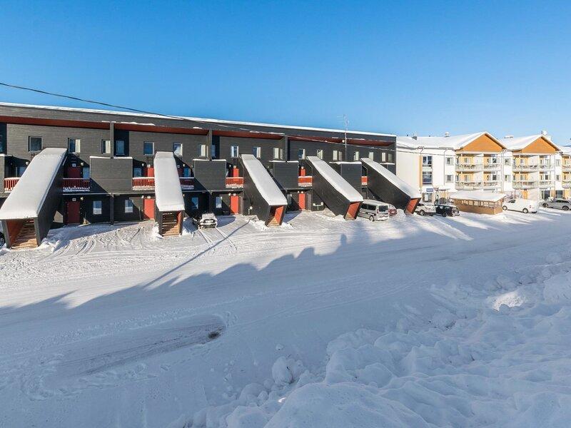 Skivillas 47 ukkohalla (a2), vacation rental in Ristijarvi