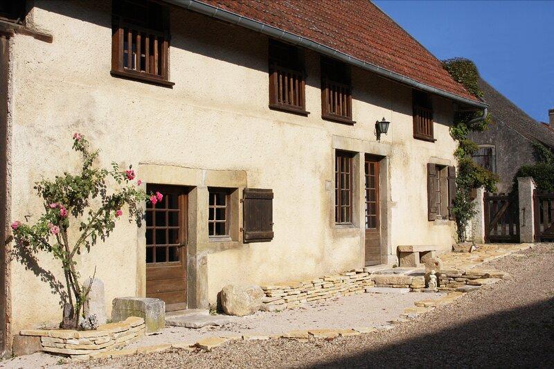 Le Moulin de la Navette, holiday rental in Seurre
