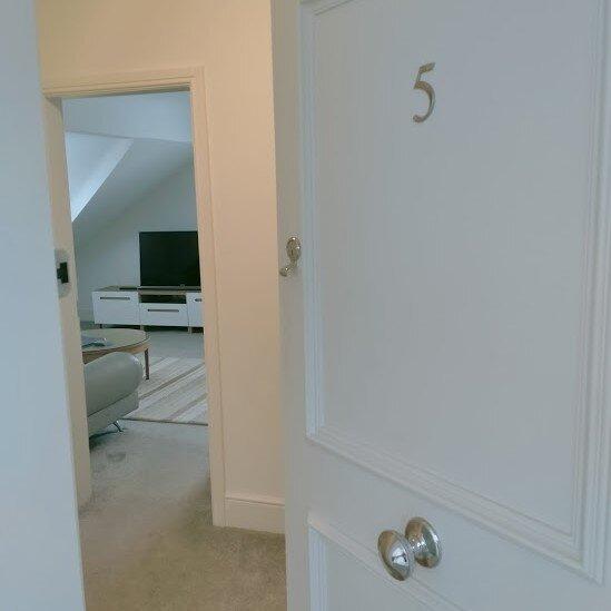 Beautiful Loft Apartment 5 - occupies entire floor, location de vacances à Lytham