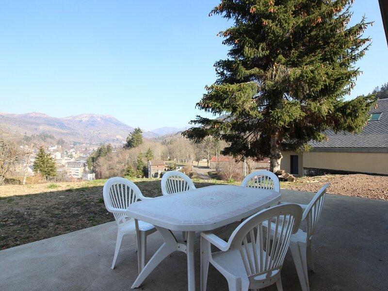 LA BOURBOULE - 8 pers, 70 m2, 3/2, holiday rental in Singles