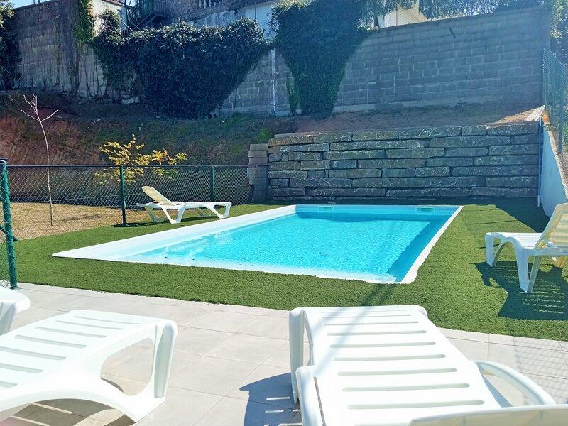 Villa Valentina, holiday rental in Vidreres