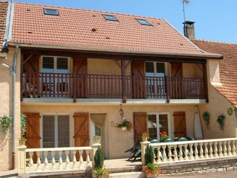 L'EQUITE BLANC, holiday rental in Lafauche