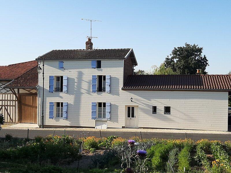 Gîte de la Grand'Cour, holiday rental in Louvemont