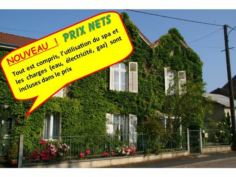 MAISON BICKEL, holiday rental in Neufchateau