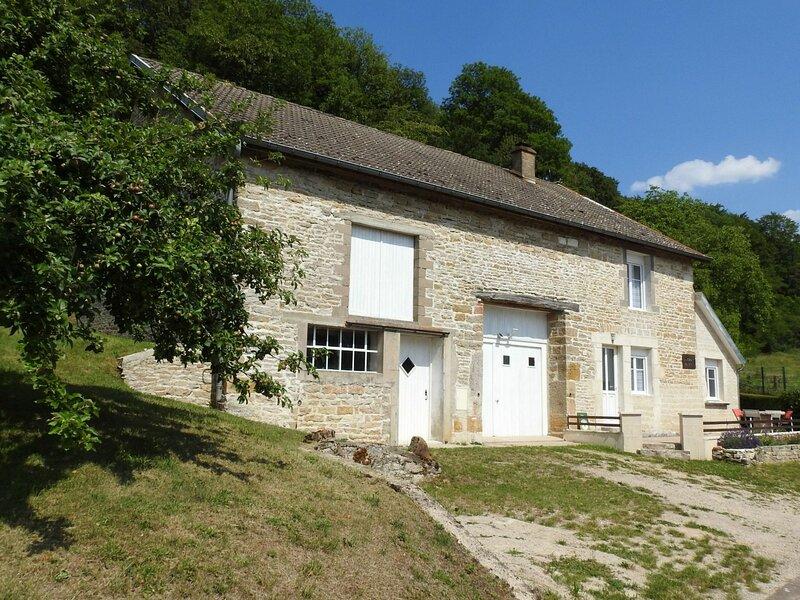La Maison du Bois, location de vacances à Recey-sur-Ource