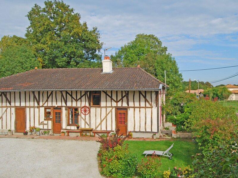 ECOGITE DU DER, holiday rental in Louvemont