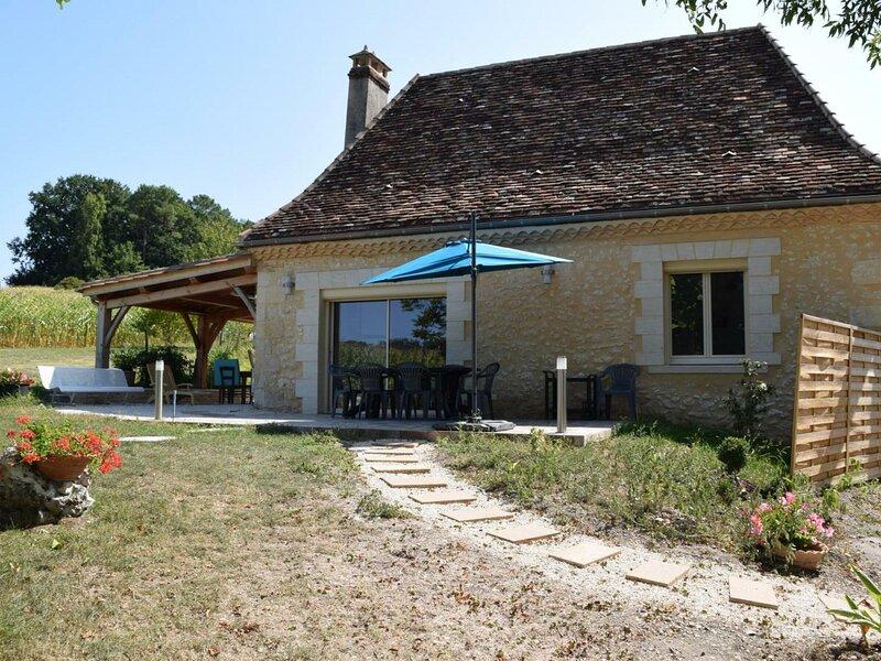 Chez la Marie, vacation rental in Saint-Geyrac