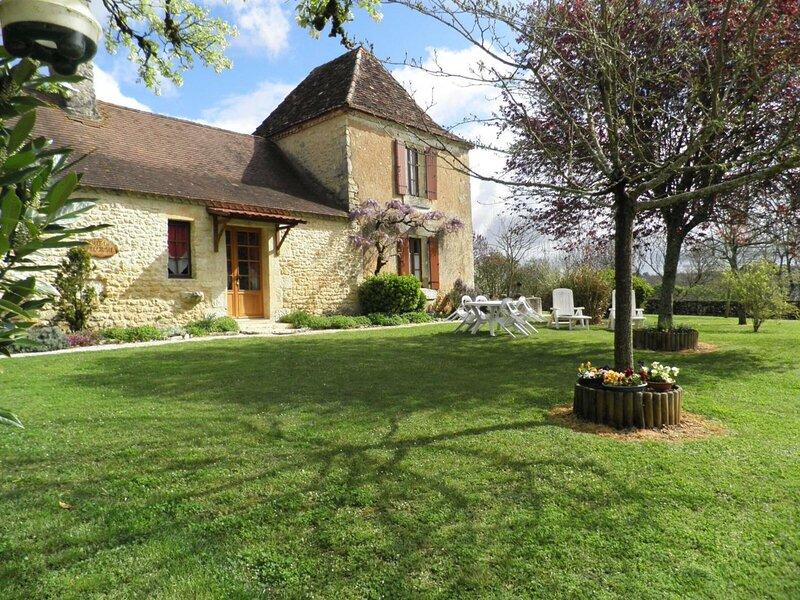 La Pelousie, holiday rental in Clermont de Beauregard